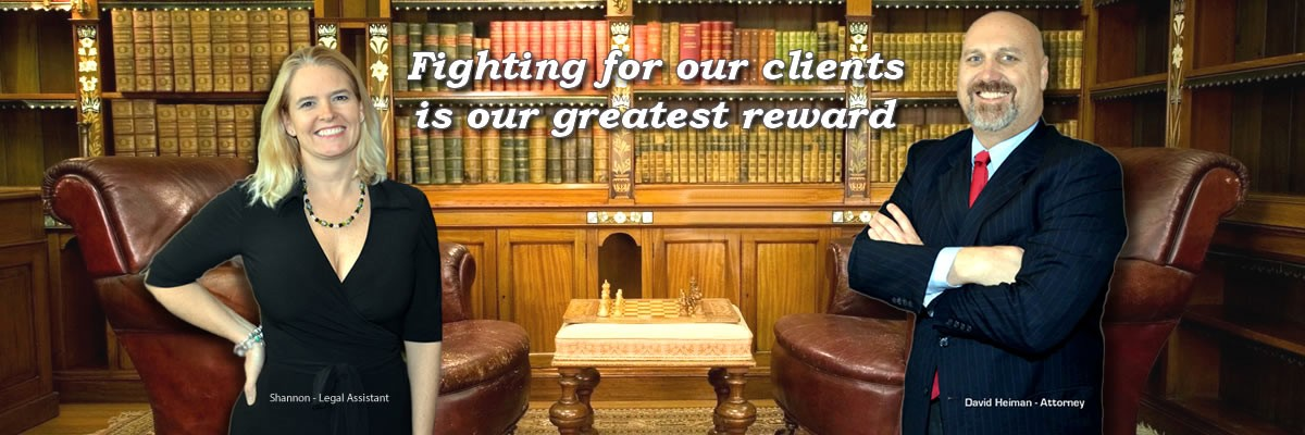 fighting for our clients is our greatest reward