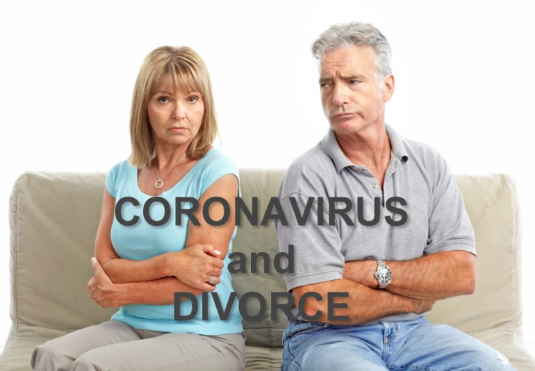 Can You Get Divorced During a COVID-19 Shutdown?